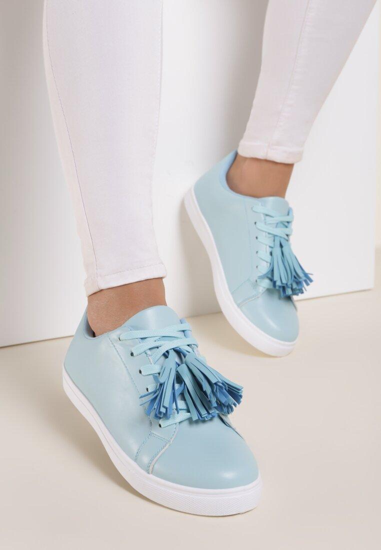 Niebieskie Buty Sportowe Sweet Dreams