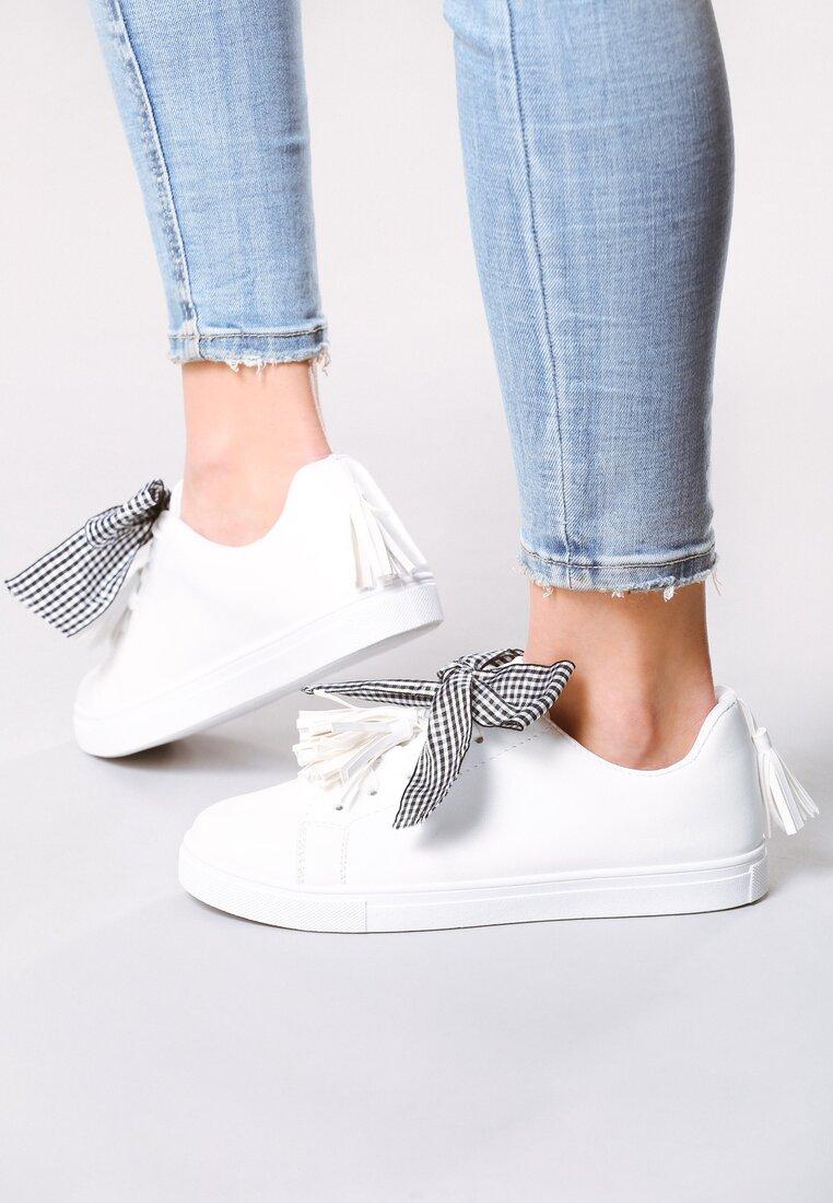 Białe Buty Sportowe Sweet Dreams