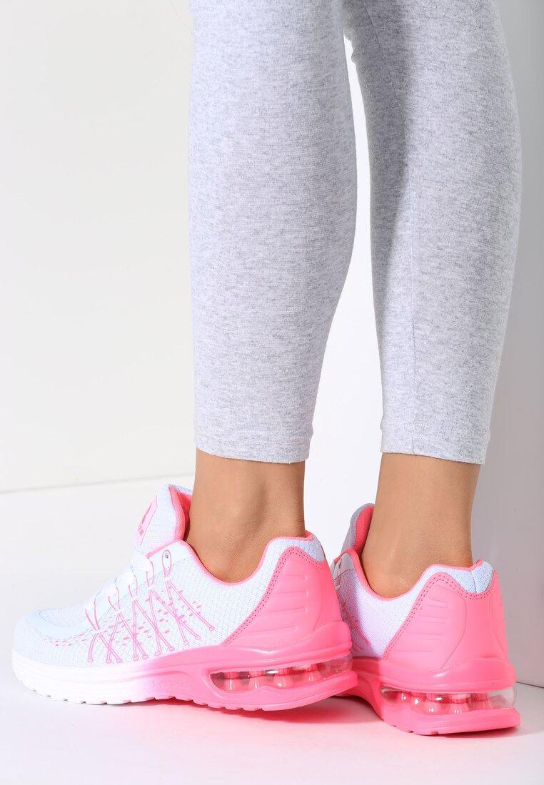 Białe Buty Sportowe Zalij