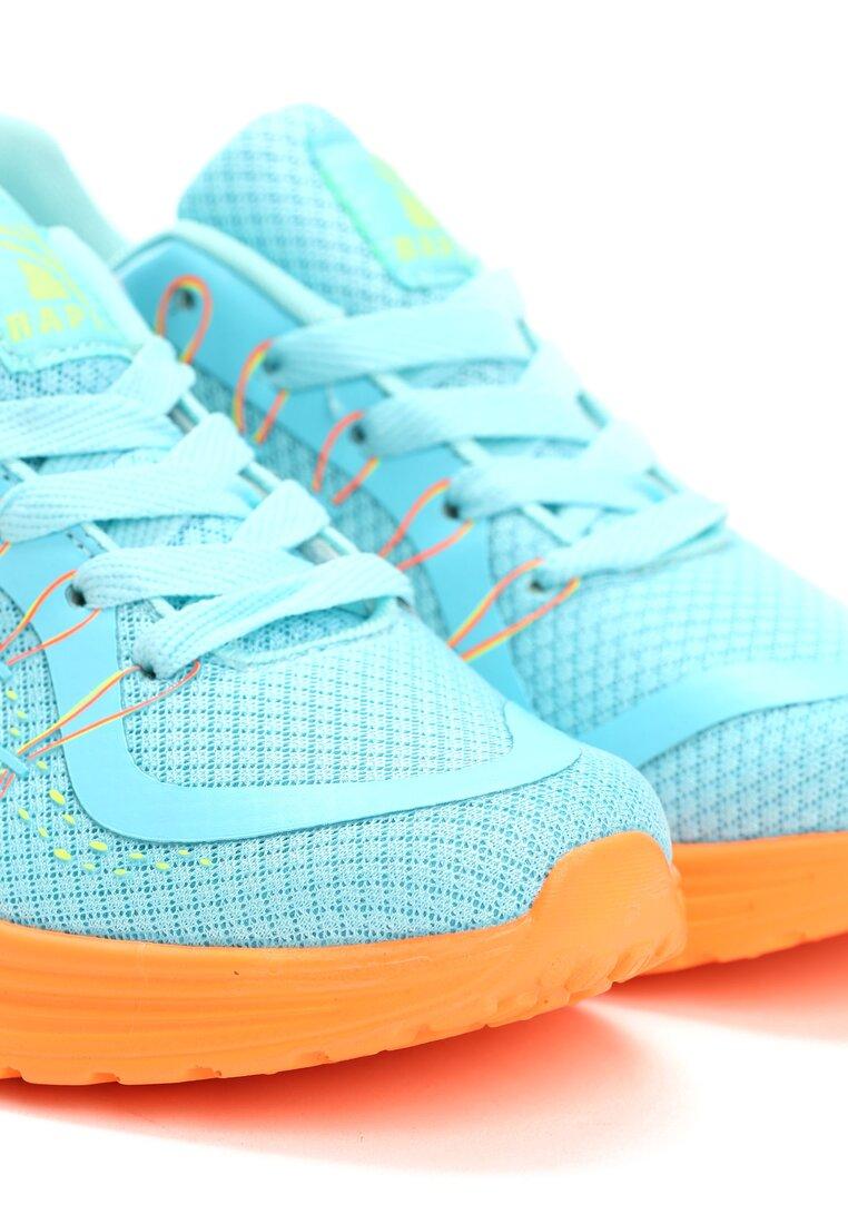 Niebieskie Buty Sportowe Baddest