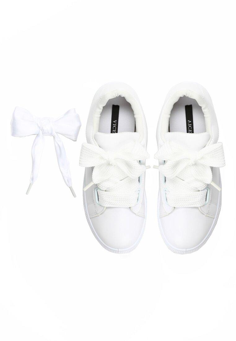 Białe Buty Sportowe Unite