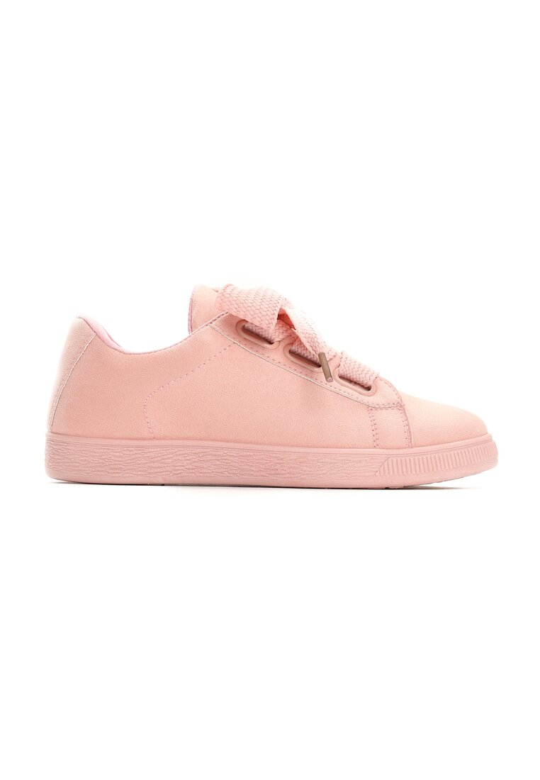 Różowe Buty Sportowe Unite