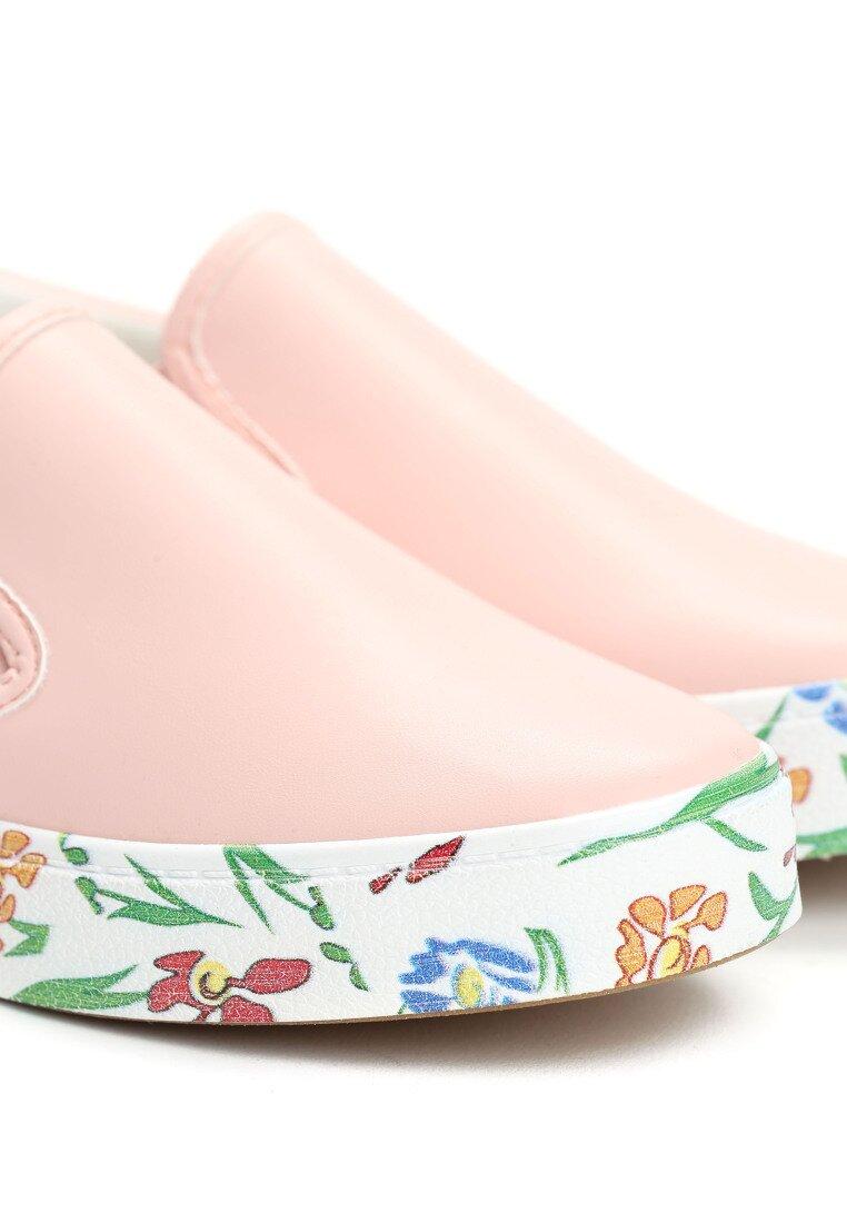 Różowe Slip On Enchanting Day