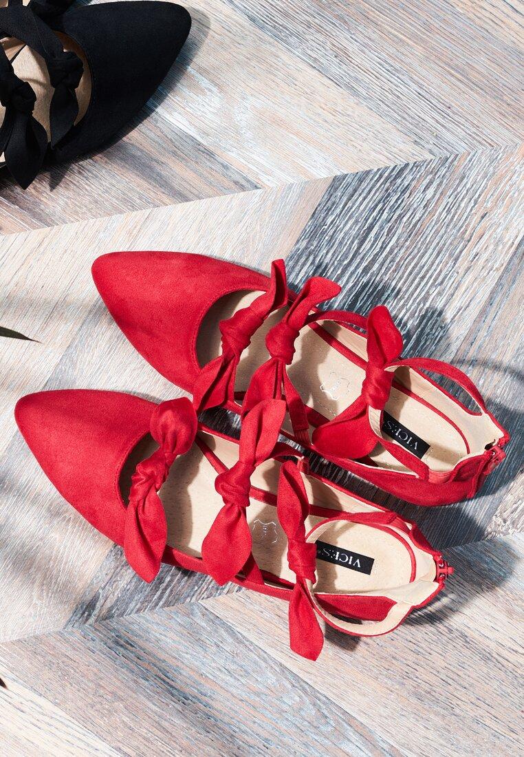 Czerwone Balerinki Grunch