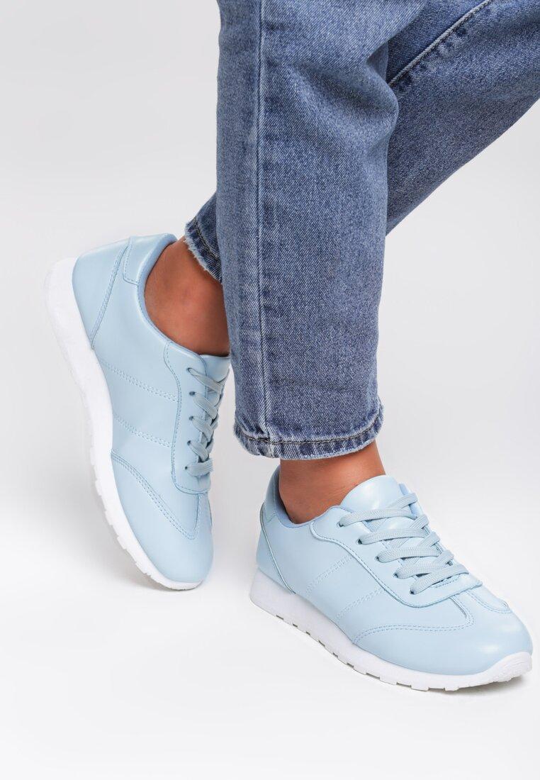 Błękitne Buty Sportowe Top Secret