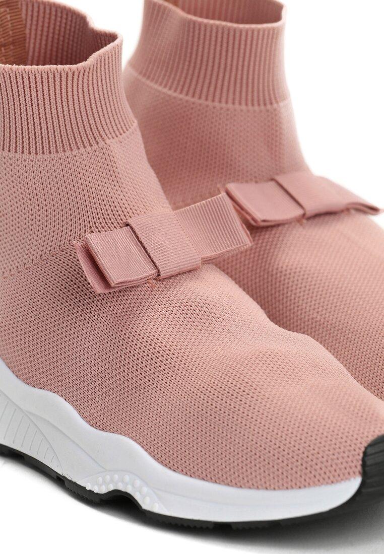 Różowe Buty Sportowe Adorable Bobby