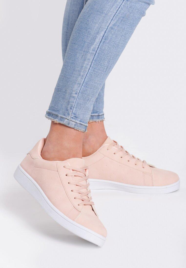 Różowe Buty Sportowe Staggering Thing