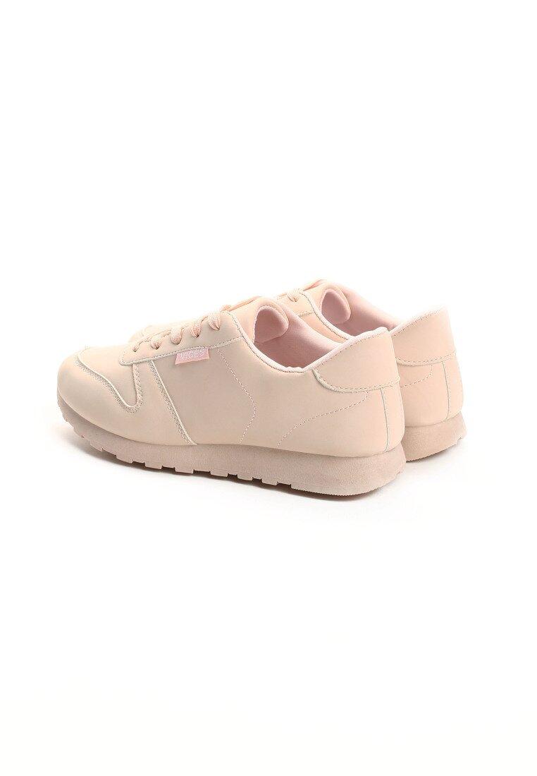 Różowe Buty Sportowe Supreme Day