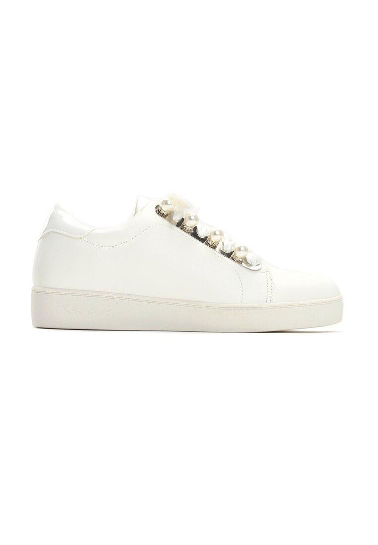 Białe Buty Sportowe Supersonic