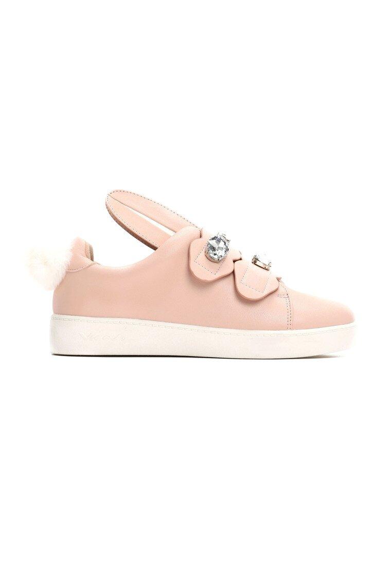 Różowe Buty Sportowe Glorious Bunnies