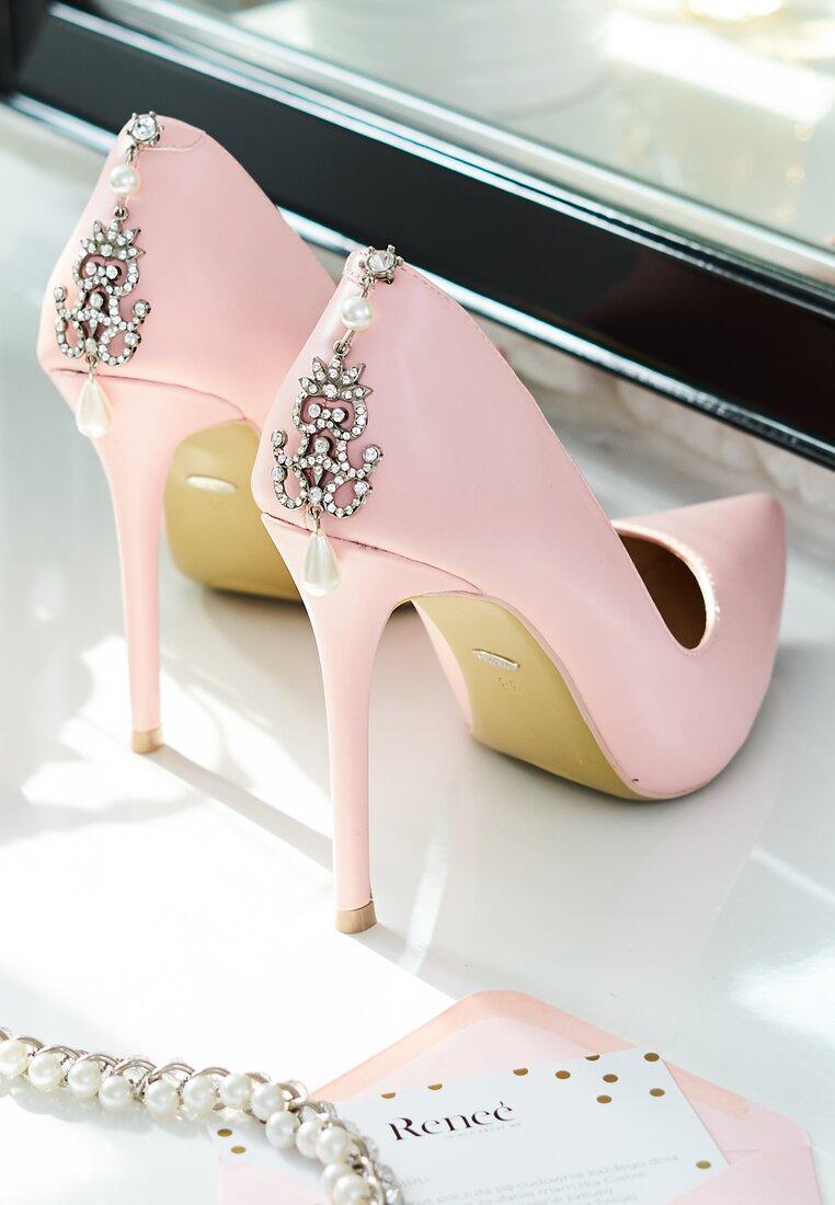 Różowe Szpilki Bride