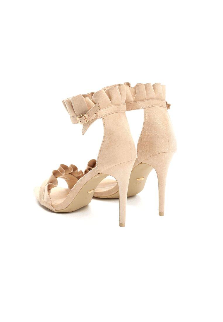 Beżowe Sandały Grace Of Heaven