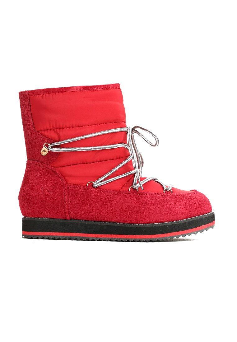Czerwone Śniegowce  Eskimo