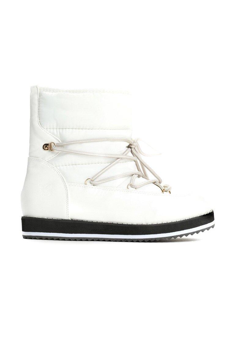 Białe Śniegowce  Eskimo