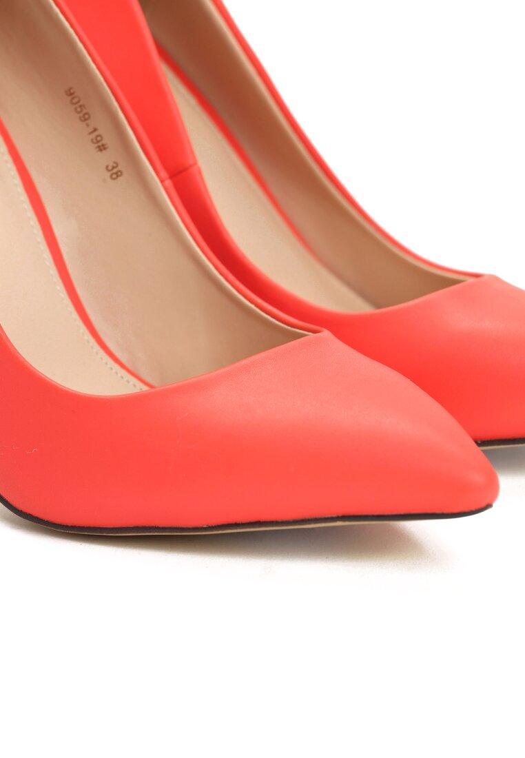Czerwone Szpilki Modern Lady