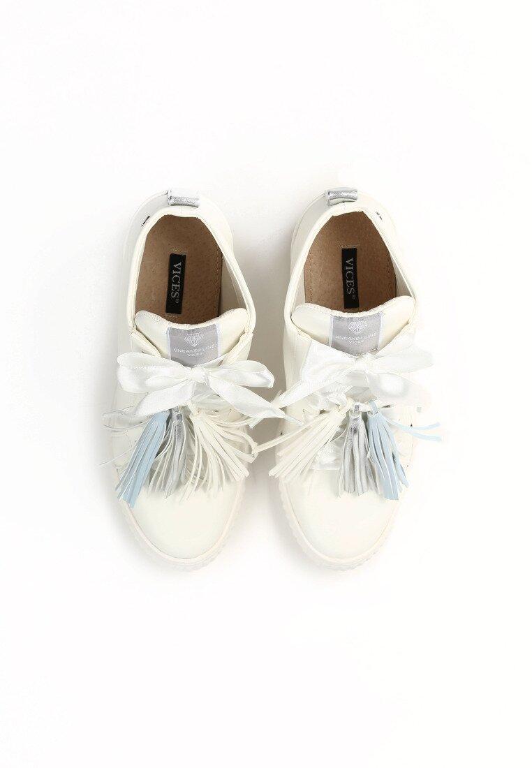 Białe Sneakersy Glad Moon