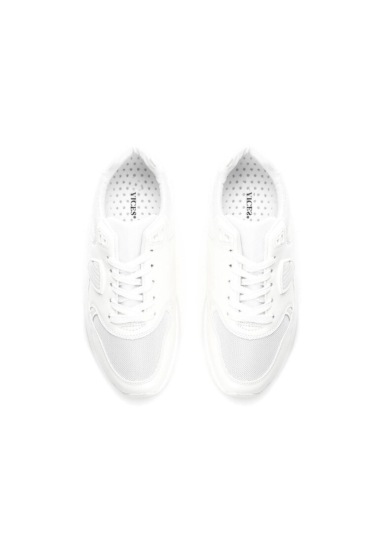 Białe Buty Sportowe Beauteous Gymnast