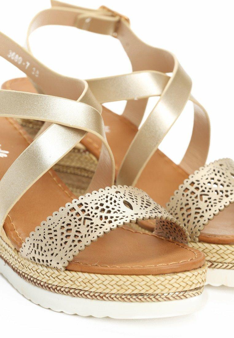 Złote Sandały Constant