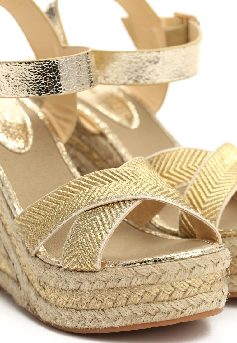 Złote Sandały Divergent