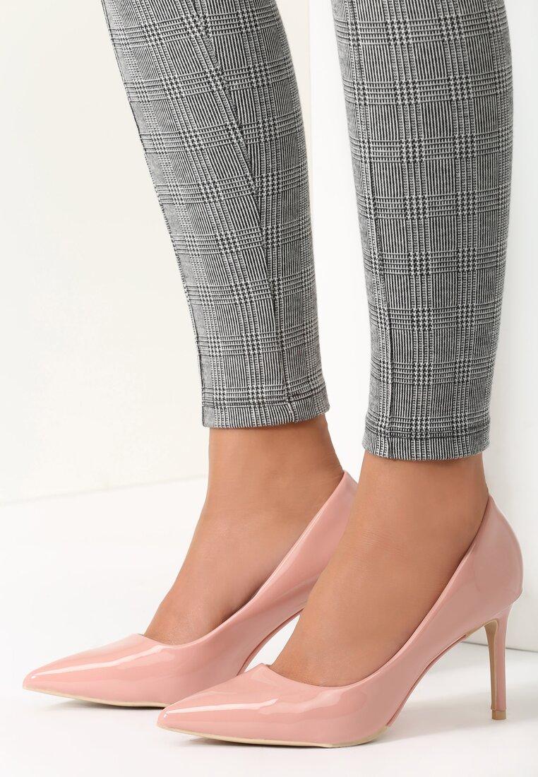 Różowe Szpilki Killer Heels
