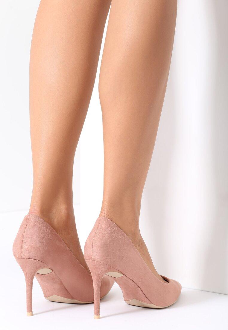 Różowe Szpilki Showgirl