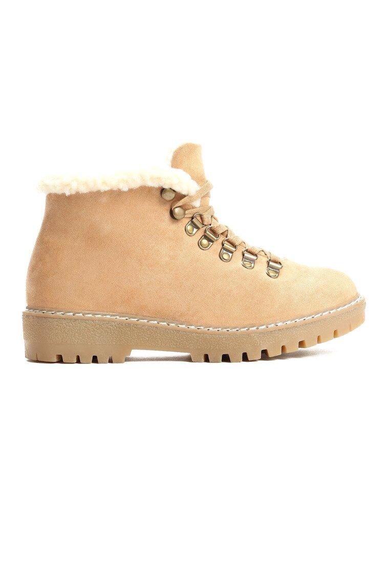 Camelowe Traperki Want Them