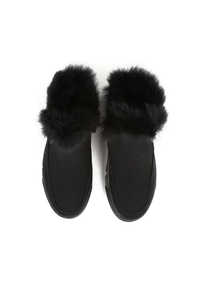 Czarne Sneakersy Be a Fool