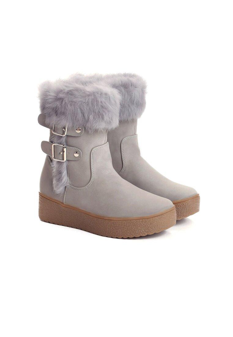 Szare Śniegowce Walk On By