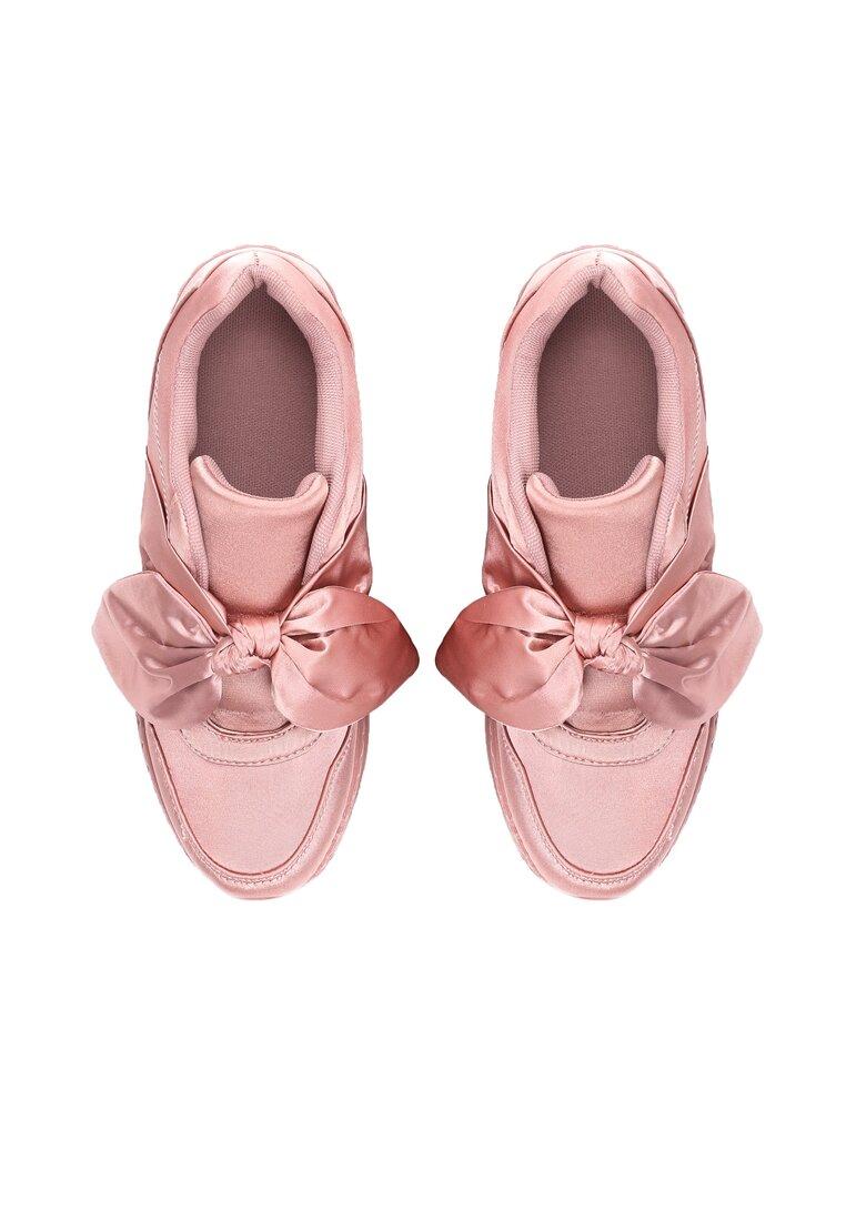 Różowe Buty Sportowe We Found Love