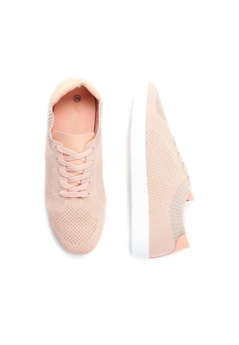 Różówe Buty Sportowe Penumbra