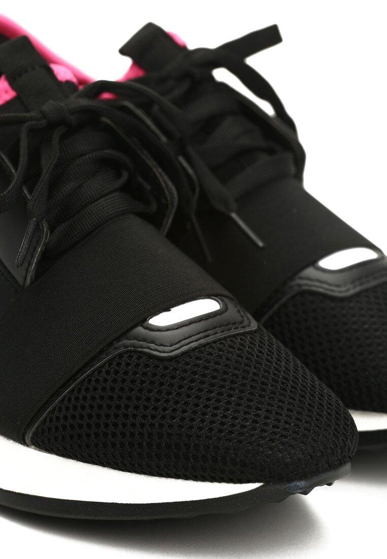 Czarne Buty Sportowe Rockabye