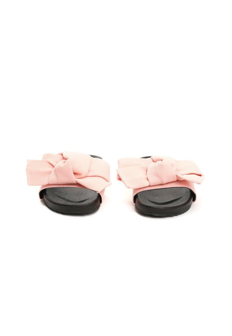 Różowe Klapki Relaxie