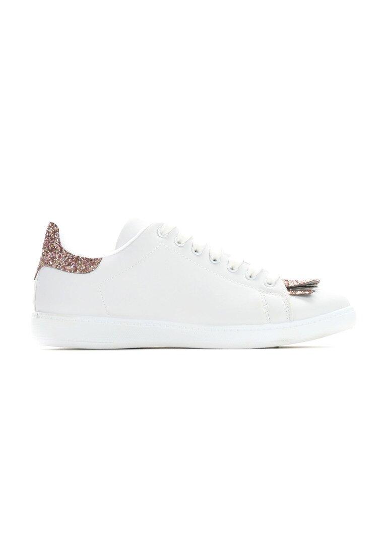 Różowe Buty Sportowe Super Cape