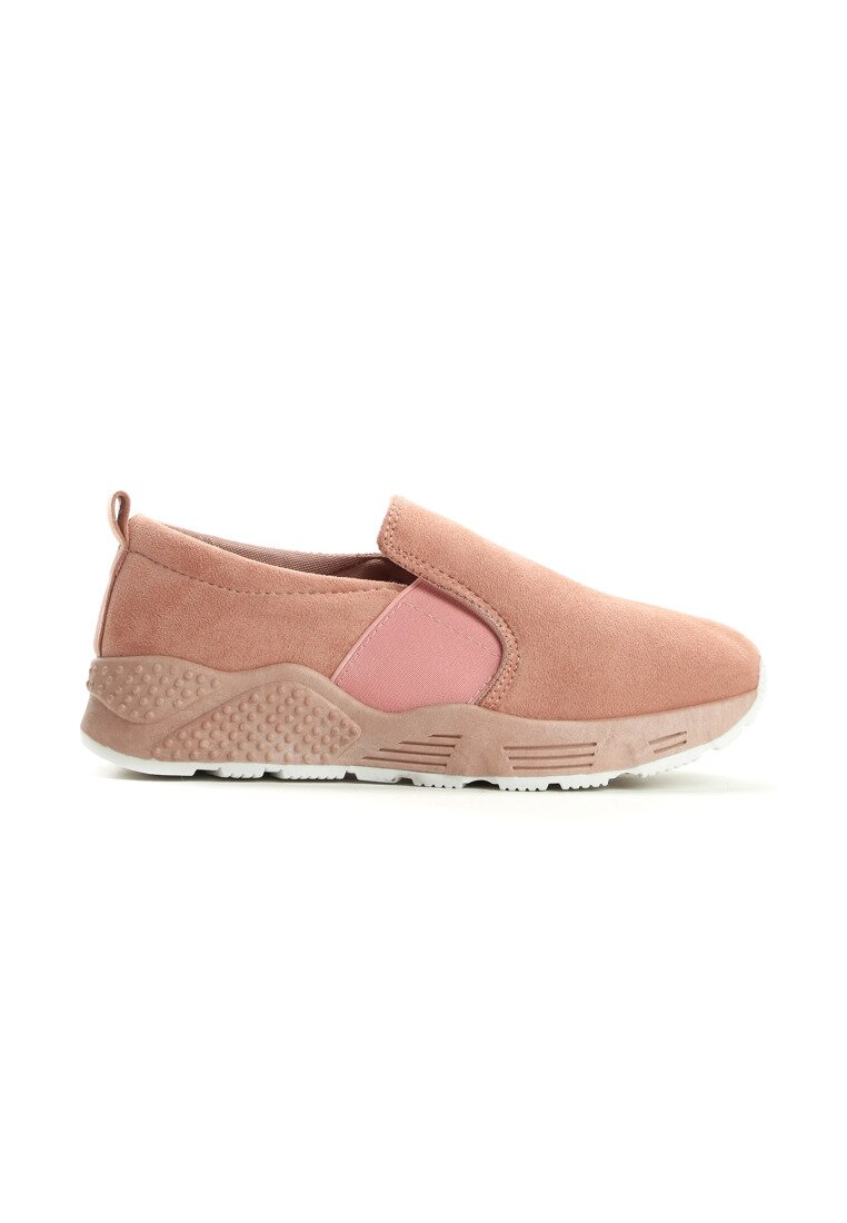 Różowe Buty Sportowe Parley