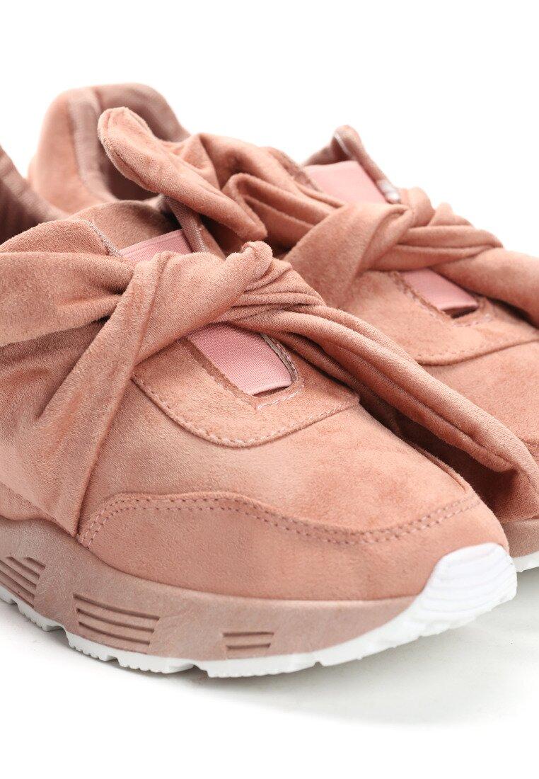 Różowe Buty Sportowe Sublime Zone