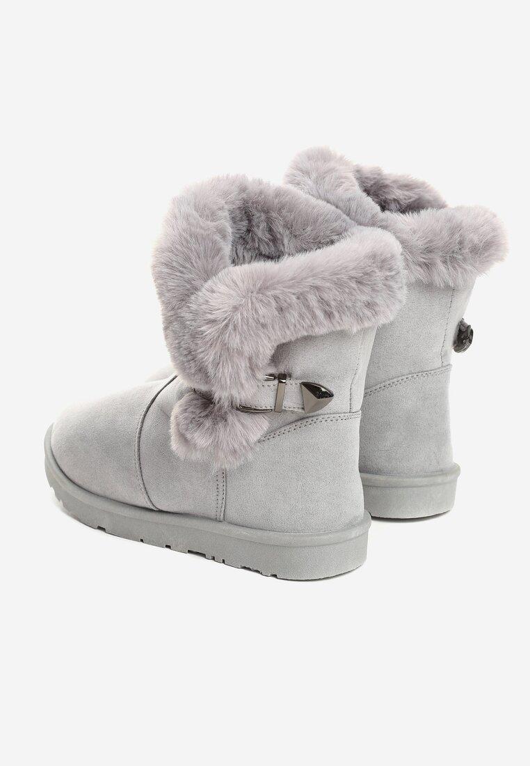 Szare Śniegowce Nit-Pick