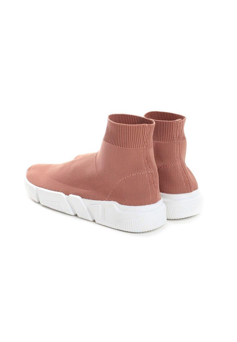 Różowe Buty Sportowe Soft Spot