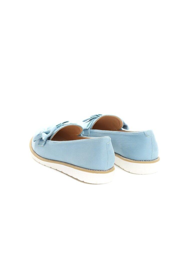 Niebieskie Mokasyny You Can Wear