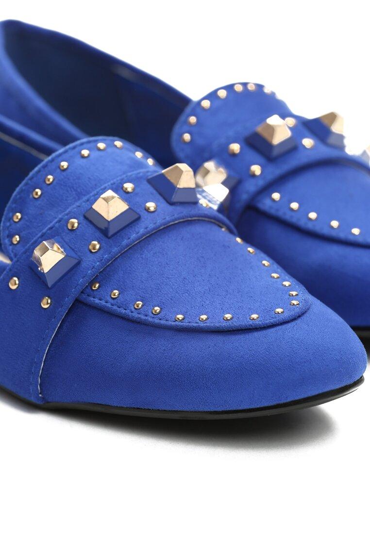 Niebieskie Mokasyny Rising Star
