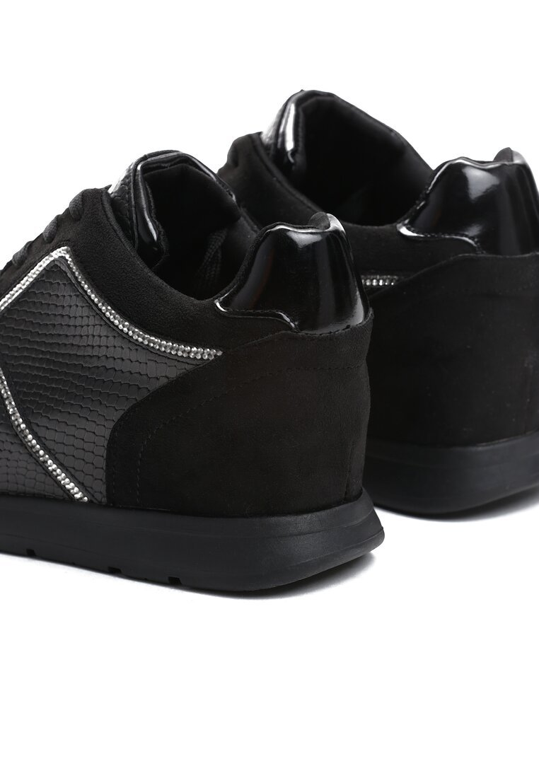 Czarne Sneakersy Come Of Age