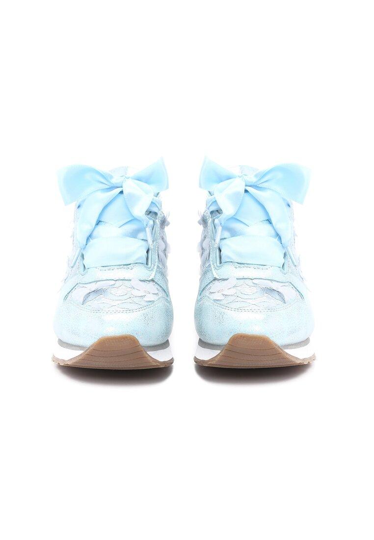 Niebieskie Buty Sportowe Second Life