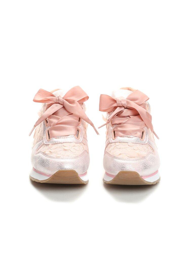 Różowe Buty Sportowe Second Life