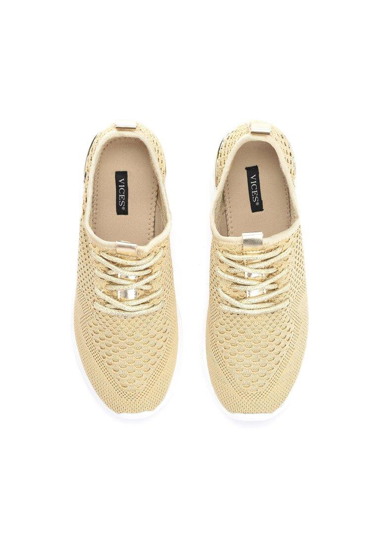 Złote Buty Sportowe Going To Mars