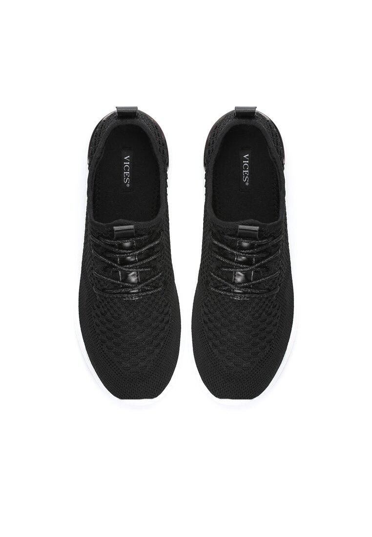 Czarne Buty Sportowe Going To Mars