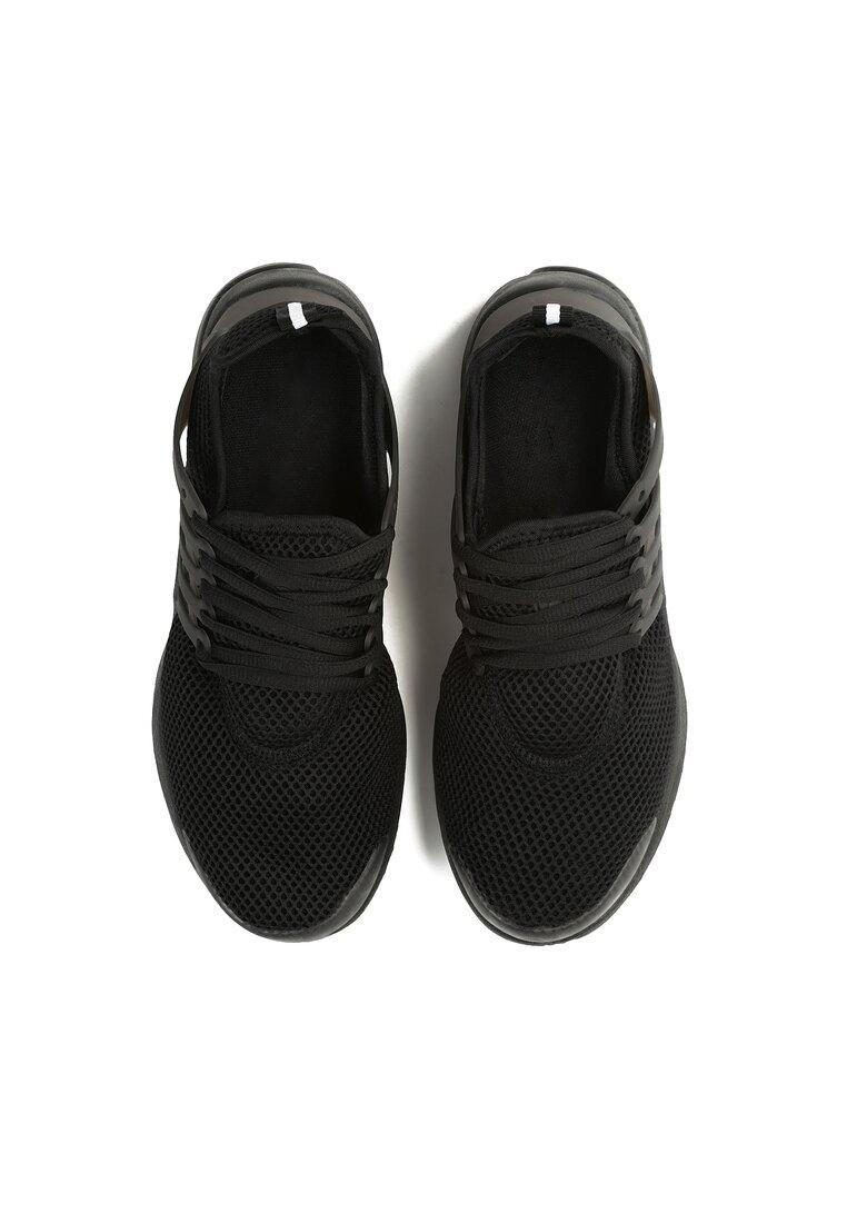 Czarne Buty Sportowe Wafture