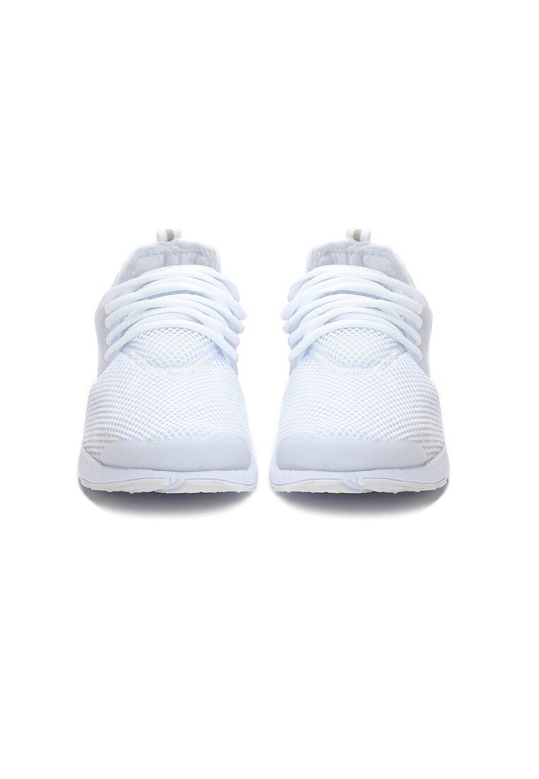 Białe Buty Sportowe Wafture