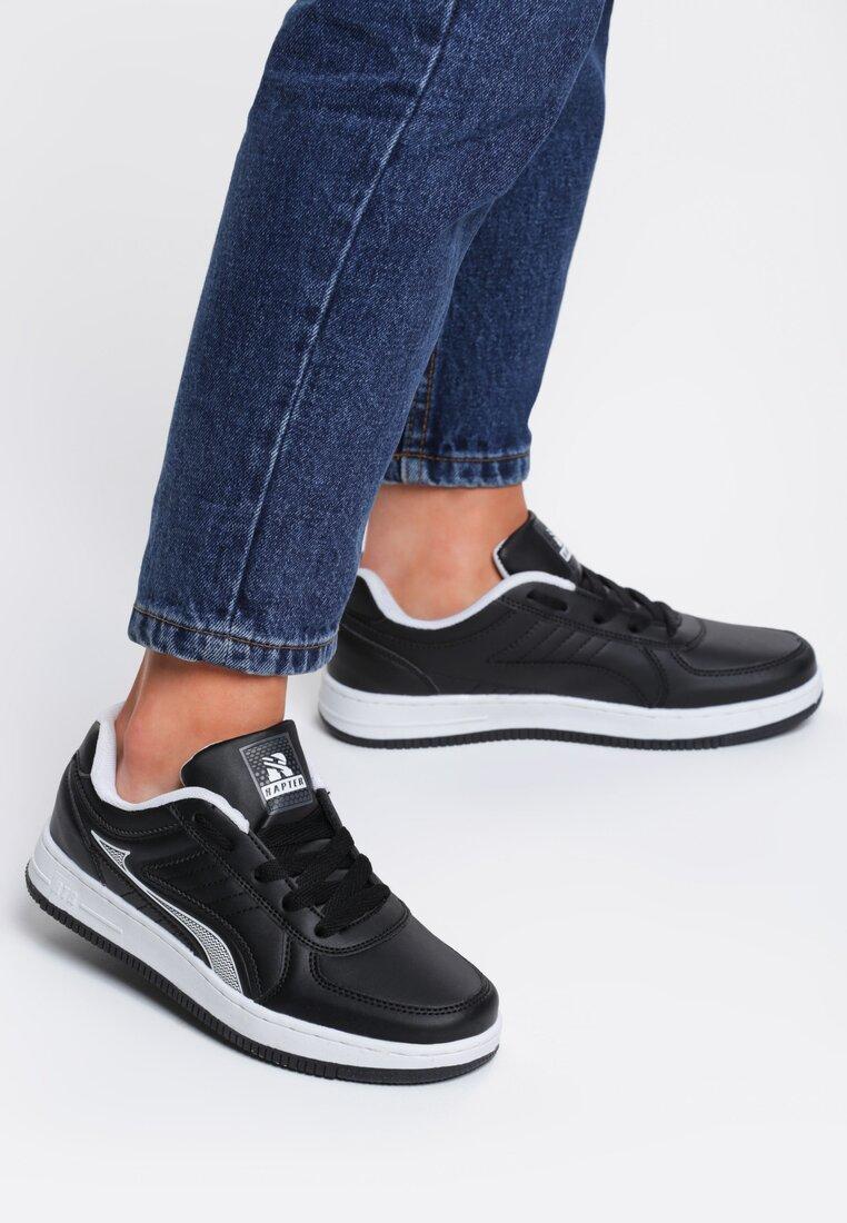 Czarne Buty Sportowe My Way