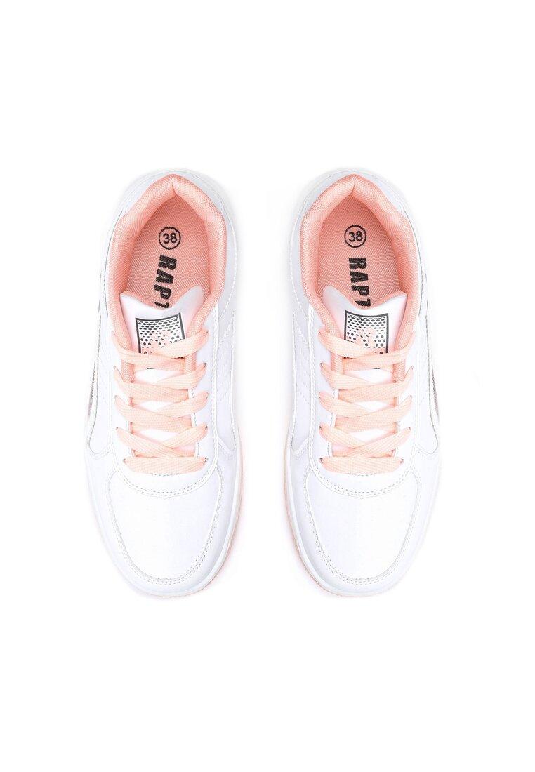 Białe Buty Sportowe My Way