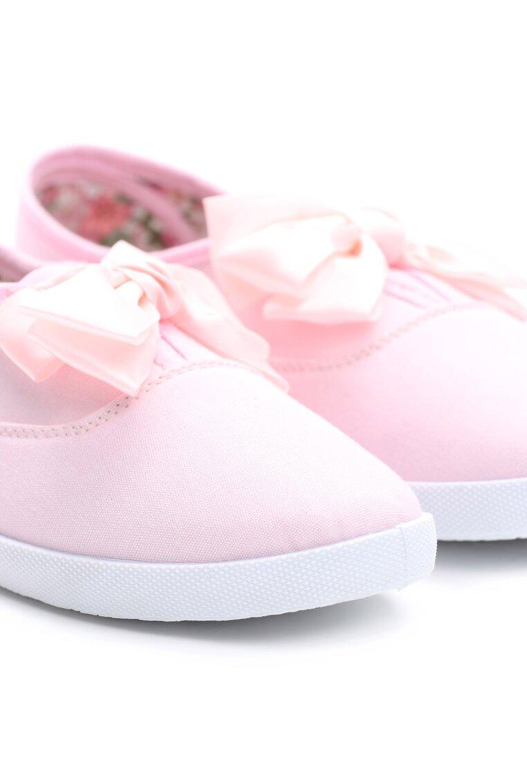Różowe Tenisówki Bright Lilac