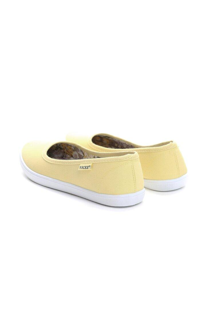 Żółte Balerinki Ya Love